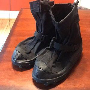 Neos Overshoe Boots Stabilicers Voyager Med Black